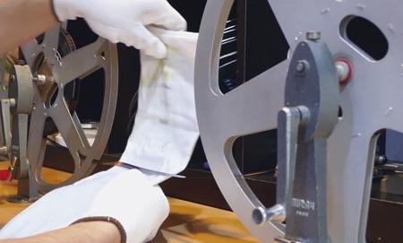nettoyage films super 8