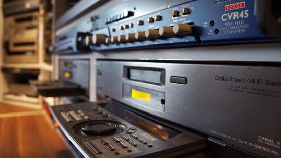 magnétoscope numérisation hi8 video evs9000