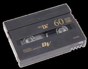 numériser cassette minidv HDV